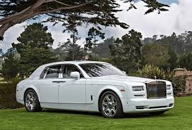 Rolls Royce Phantom Wedding Car Berkshire